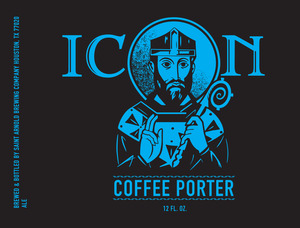 Saint Arnold Brewing Company Icon Coffee Porter
