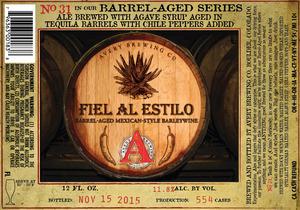 Avery Brewing Co. Fiel Al Estilo