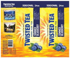 Twisted Tea Brewing Company