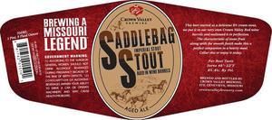 Crown Valley Brewing Saddlebag