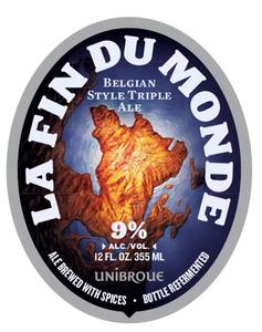 Unibroue La Fin Du Monde