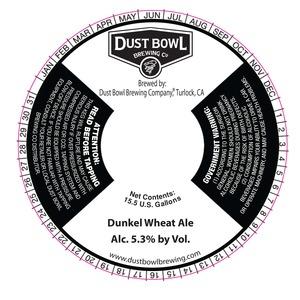 Dunkel Wheat Ale