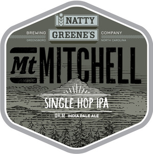 Natty Greene's Brewing Co. Mt. Mitchell November 2015
