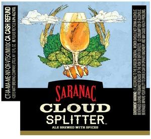 Saranac Cloudsplitter