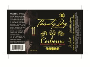 Thirsty Dog Brewing Co Cerberus