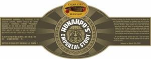 Cigar City Brewing Hunahpus