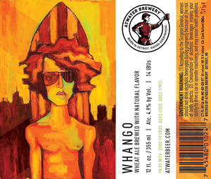 Atwater Brewery Whango