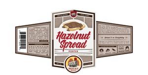 Brew Bus Brewing Hazelnut Spread