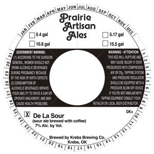 Prairie Artisan Ales De La Sour