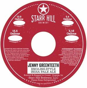 Starr Hill Jenny Greenteeth