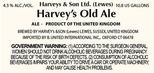 Harvey's & Son Ltd. (lewes) Harvey's Old Ale