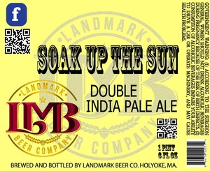 Landmark Beer Soak Up The Sun