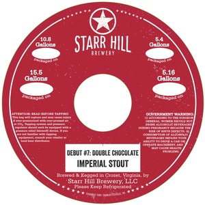 Starr Hill Imperial Stout