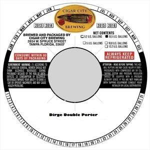 Dirge Double Porter