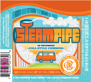 Otter Creek Brewing Steam Pipe