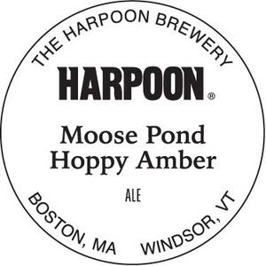 Harpoon Moose Pond Hoppy Amber