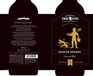 Ommegang Shadow Brewer