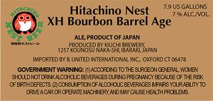 Hitachino Nest Xh Bourbon Barrel Aged