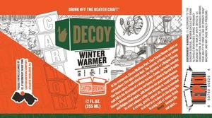 Carton Brewing Co. Decoy