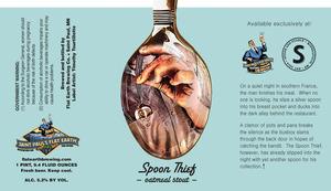 Spoon Thief Oatmeal Stout