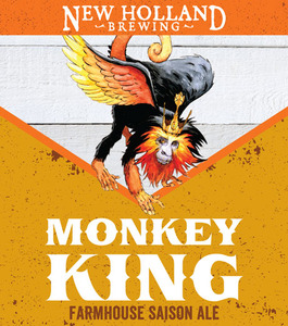New Holland Brewing Company Monkey King