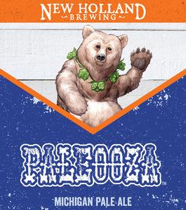 New Holland Brewing Company Paleooza
