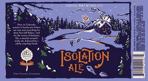 Odell Brewing Company Isolation
