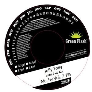 Green Flash Brewing Co. Jolly Folly
