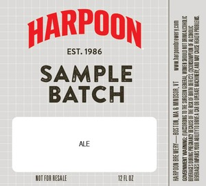 Harpoon Sample