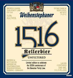 Weihenstephaner 1516