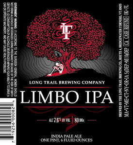 Long Trail Brewing Co. Limbo IPA