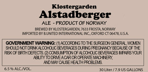 Klostergarden Alstadberger