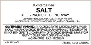 Klostergardenn Salt