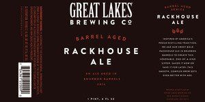 The Great Lakes Brewing Co. Rackhouse