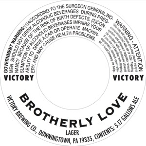 Victory Brotherly Love