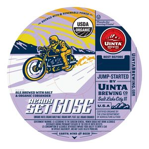 Uinta Brewing Company Ready Set Gose