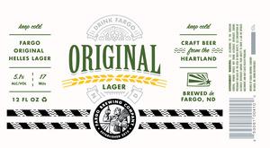 Fargo Brewing Company Fargo Original