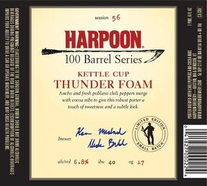 Harpoon Thunder Foam