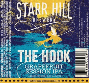 Starr Hill The Hook