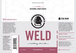 Weld Cranberry Sour