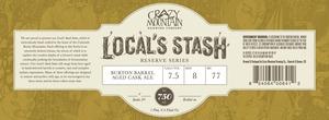 Crazy Mountain Brewing Company Burton