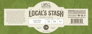 Crazy Mountain Brewing Company Envoy