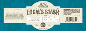 Crazy Mountain Brewing Company Trigger
