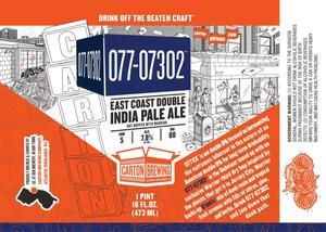 Carton Brewing Co. 077-07302