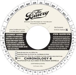 The Bruery Chronology 6