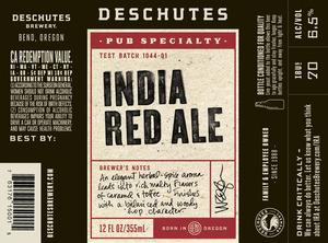 Deschutes Brewery Pub Specialty