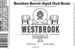 Westbrook Brewing Company Bourbon Barrel-aged Oud Bruin