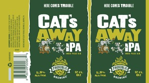 Cat's Away Ipa Indian Pale Ale