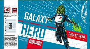 Revolution Brewing Galaxy - Hero