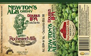 Rochester Mills Beer Co. Newton's Alechemy